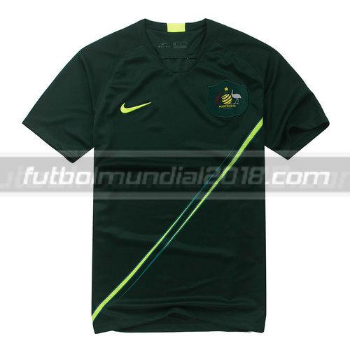 Tailandia camiseta australia 2018 segunda equipación
