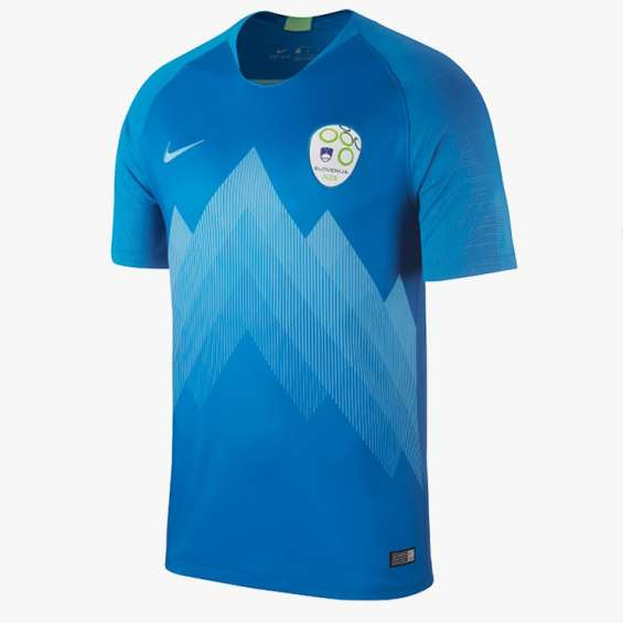 Camisetas de futbol eslovaquia 2018