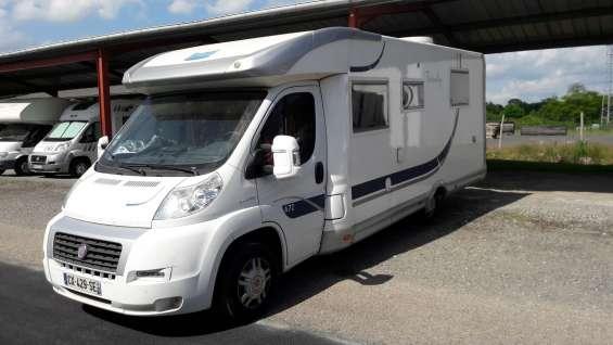 Camping car mc louis 672