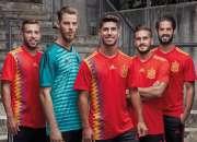 Camiseta de Espana replica 2018