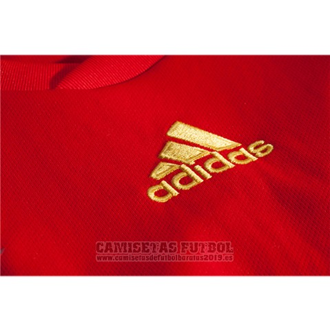 Fotos de Camiseta de futbol espana barata 2019 | camisetas de futbol baratas 4
