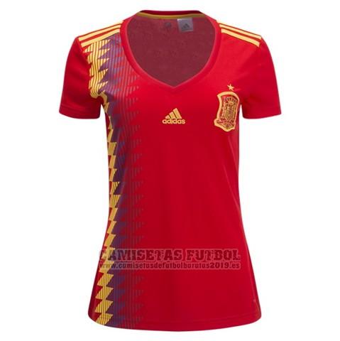Fotos de Camiseta futbol espana barata 2019 | camiseta futbol espana por mayor 5