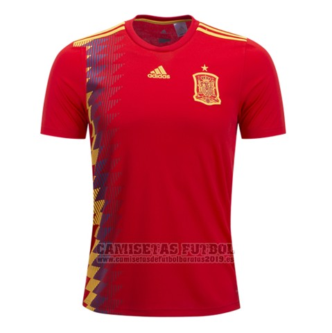 Fotos de Camiseta futbol espana barata 2019 | camiseta futbol espana por mayor 1