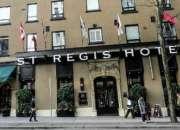 Viaje y trabaje en el hotel st regis en canadá