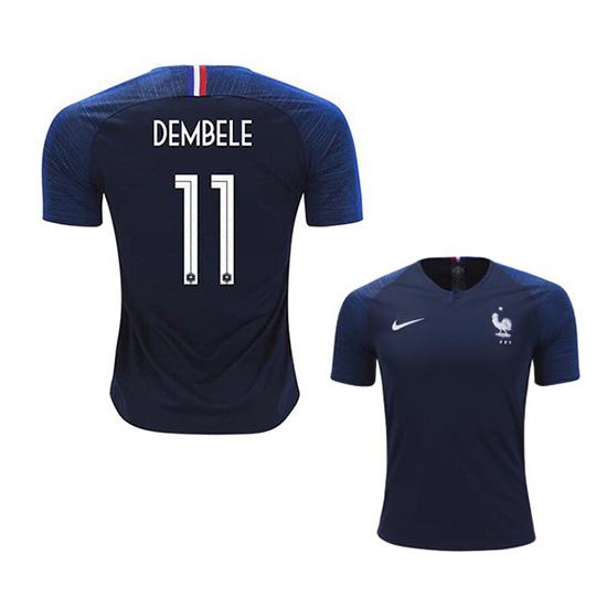 Camiseta de futbol francia barata 2019 | camisetas de futbol baratas