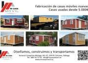 mobile Homes nuevas y usadas de ocasión