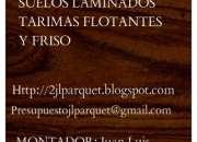 montadores de suelos laminados tarimas flotantes y frisos