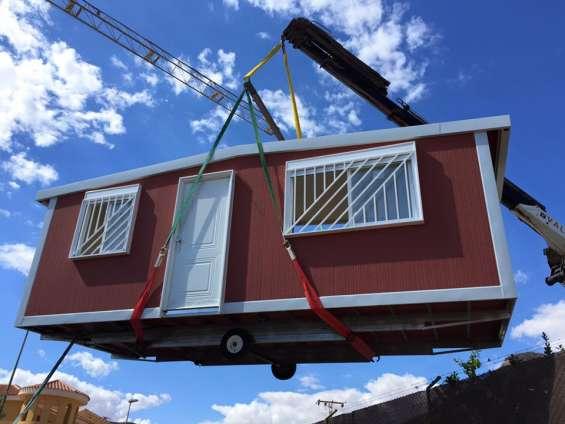 Casas móviles de tres dormitorios en venta