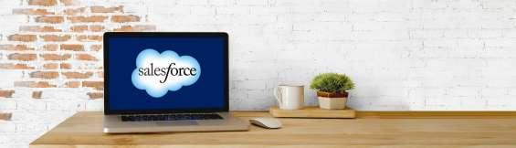 Soluciones de desarrollo de plataformas visualforce de salesforce