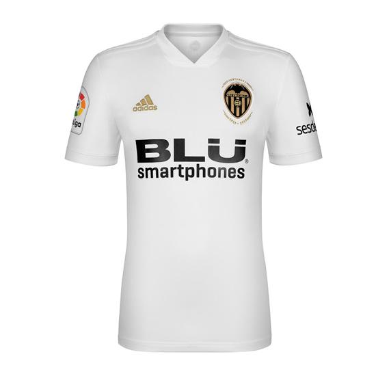Camiseta valencia primera 2018-2019