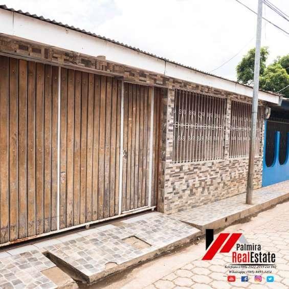 Se renta casa centrica en masaya-nicaragua