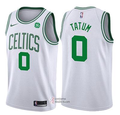 Camiseta autentico celtics tatum 2017-18
