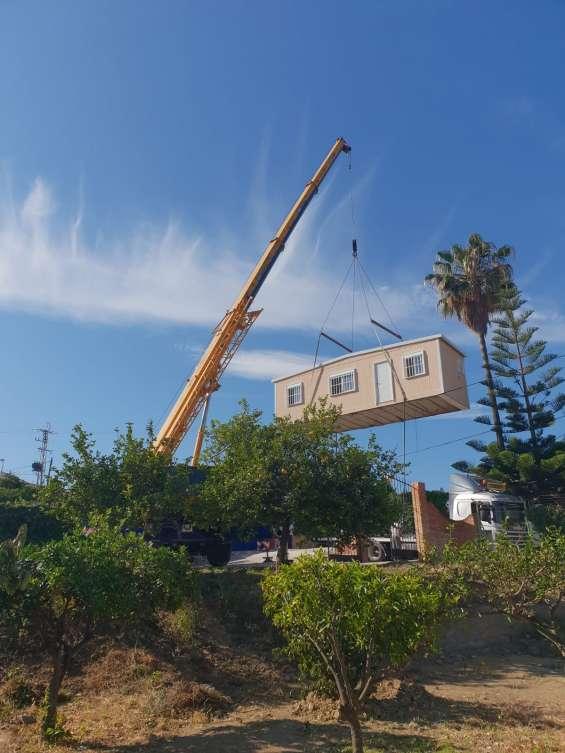 Fotos de Casas móviles desde 20 m2 hasta la medida que necesite 4