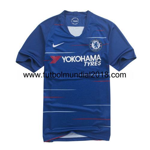 Camiseta chelsea 2018-2019 primera equipación