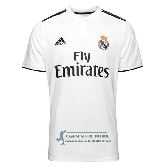 Camiseta de futbol real madrid 2018 2019