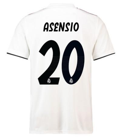 Mas baratos 2019 camiseta de real madrid asensio