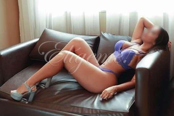 Melissa, brasileña cañera