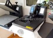 promocion especial prensa termica con descuento 38x38 cm vinilo textil transfer sublimacio