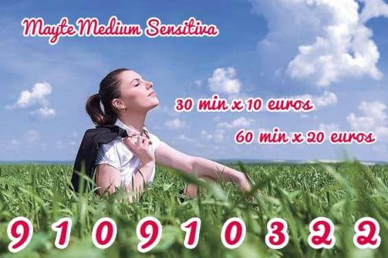 Mayte medium sensitiva 30min 10euros