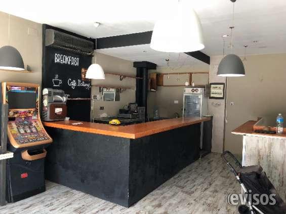 Alquiler bar restaurante en poblenou glories barcelona