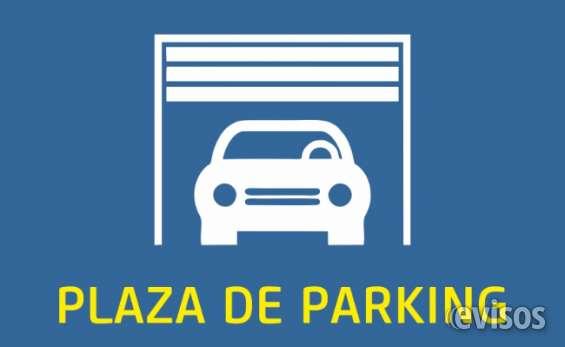 Alquiler plaza de parking en barcelona , villa olímpica