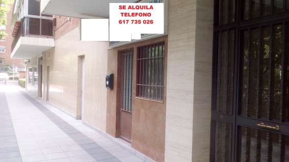 Alquiler local – oficina santa eugenia madrid