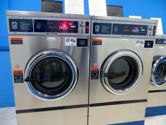 Dos lavadoras carga maxima 20kg