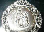 Medalla santa ana en oro o en plata,distintos mod…