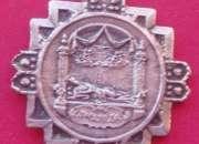 Medalla santa casilda en oro y en plata,distintos…