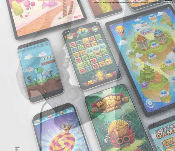 Servicios de desarrollo de juegos por expertos