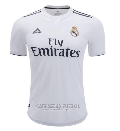 Camiseta real madrid primera