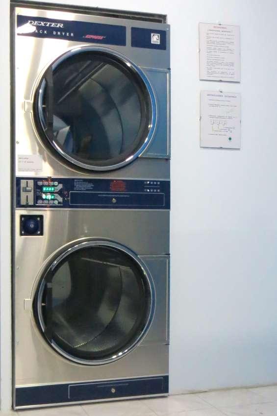 Dos secadoras en torre, funcionamiento individual