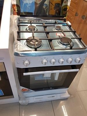 Cocina de gas con horno 299€