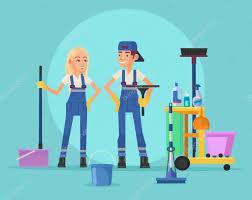 Personal de limpieza de oficinas (448)