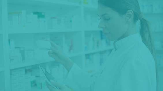 Servicios de desarrollo de software de gestión farmacéutica