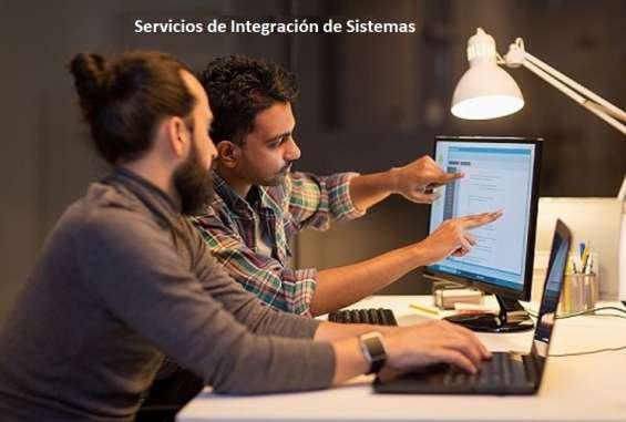 Servicios y soluciones de integración de sistemas