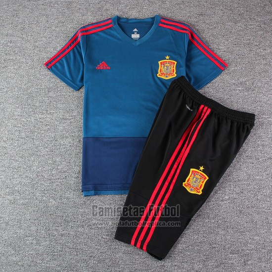 Camiseta de entrenamiento espana 2018