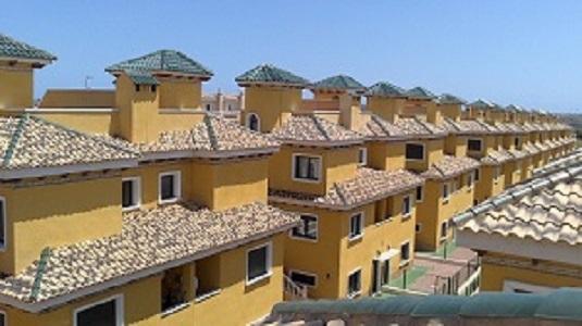 Residencial esmeralda-rojales - vista interior del complejo