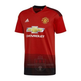 Camiseta de manchester united replica 2018