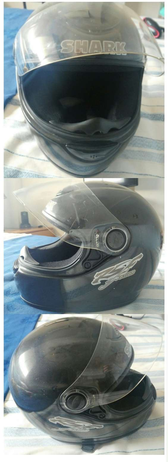 Casco moto en perfecto estado
