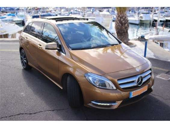Mercedes-benz b 200 be del 2012