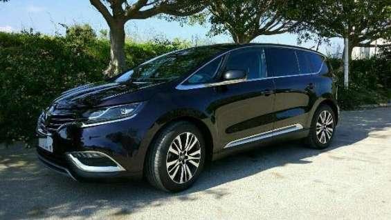 Renault espace 1.6 dci del 2015