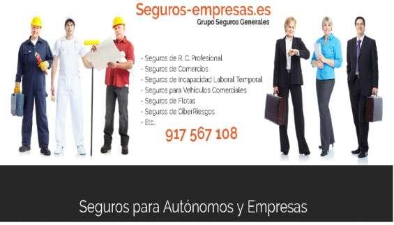 Comparado de seguros de empresas