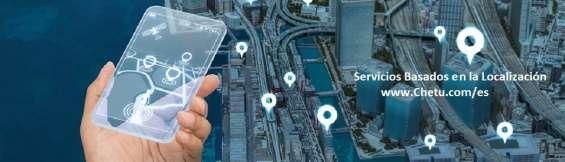 Servicios de desarrollo de aplicaciones móviles basados en la ubicación
