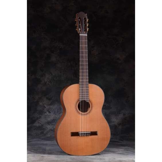 Guitarra clásica martinez es-04c satinada
