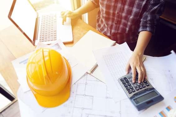 Servicios de desarrollo de software de contabilidad de construcción