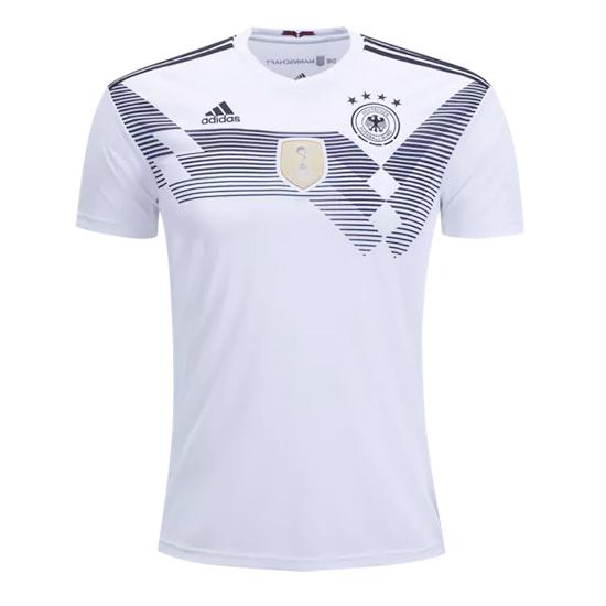 Camiseta alemania primera 2018