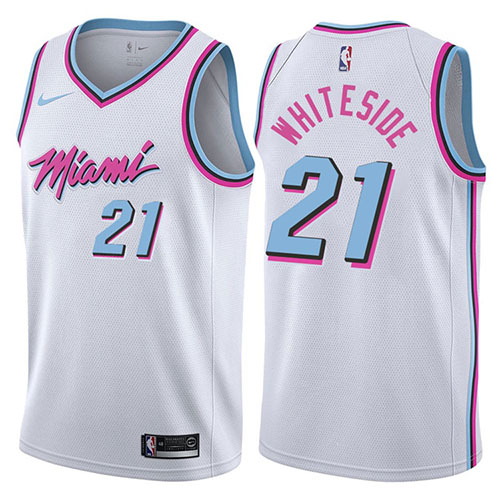 Camiseta miami heat hassan whiteside #21