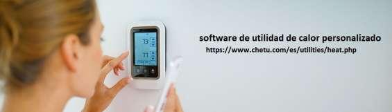 ¿dónde obtener soluciones de software de calor?