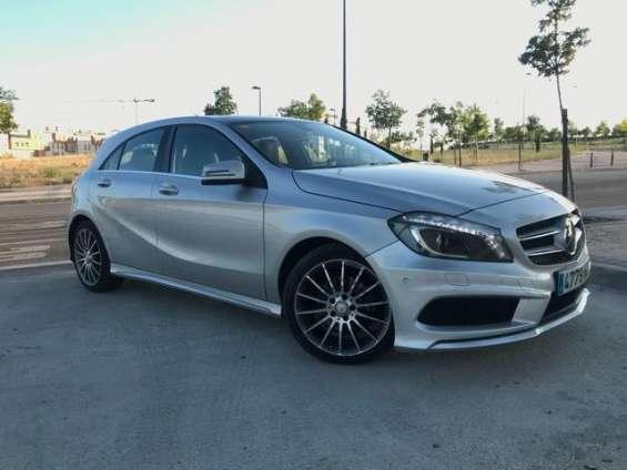 Mercedes-benz a 180 cdi be amg sport 7g-dct
